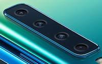 Samsung anuncia Galaxy A9 com quatro câmeras traseiras