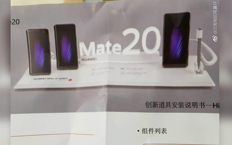 Os três dispositivos serão revelados amanhã (16)