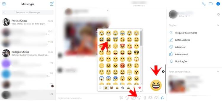 Emojis grandes