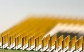 Cobre utilizado em processadores