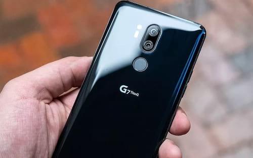 Sistema de câmeras do LG G7 ThinQ é um pouco melhor que do LG V30