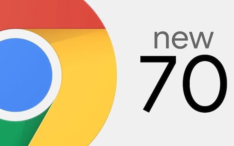 Chrome 70 chega com suporte de imagem para Windows e Mac.