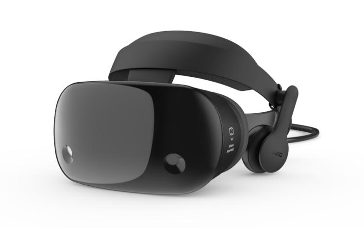 Headset VR para Windows recebe atualização da Samsung.