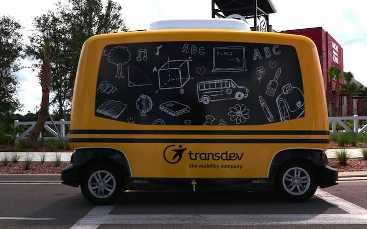 Projeto autônomo de ônibus escolar é desativado pelo governo dos EUA