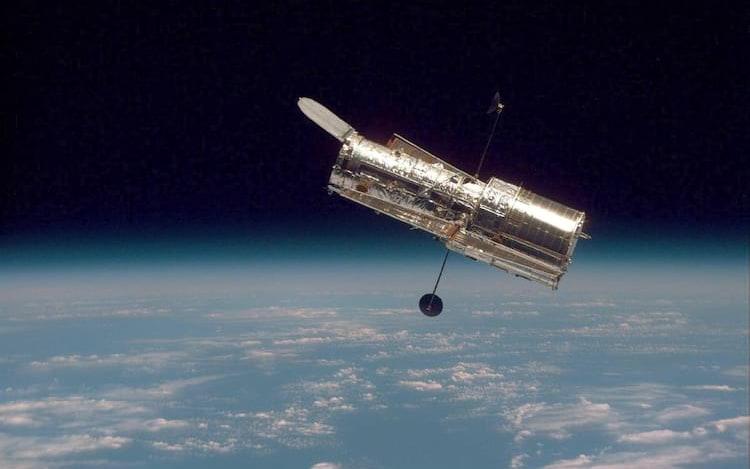 Telescópio Espacial Hubble da NASA pode voltar a ativa em breve.