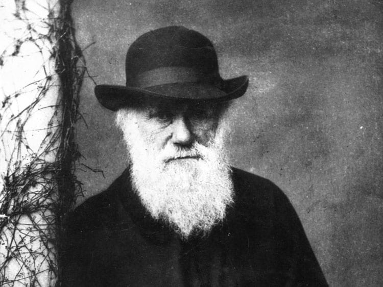 Darwin foi um dos cientistas mais importantes dos últimos séculos