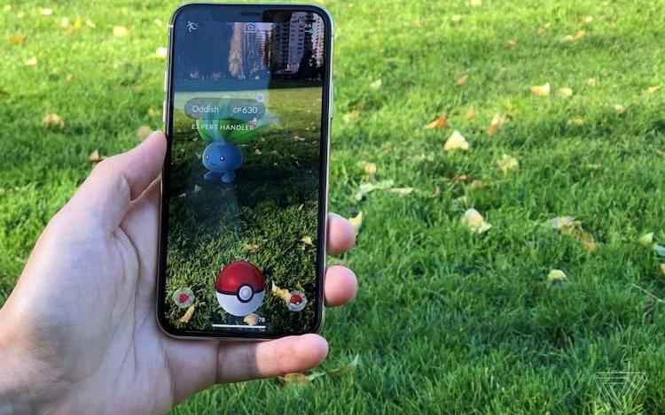 Pokemon Go passa a contar os passos até em modo offline.