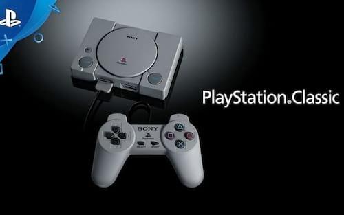 Sony revela lista dos games para o PlayStation Classic