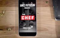 Facebook Messenger irá exibir próximo romance de James Patterson
