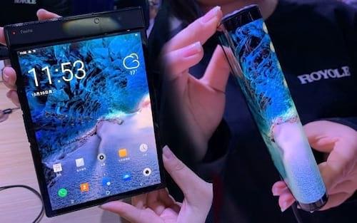 Smartphone dobrável: Royole pode ser a primeira a lançar o modelo