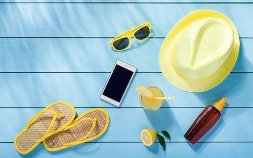 6 Dicas para manter seu smartphone seguro no calor do verão