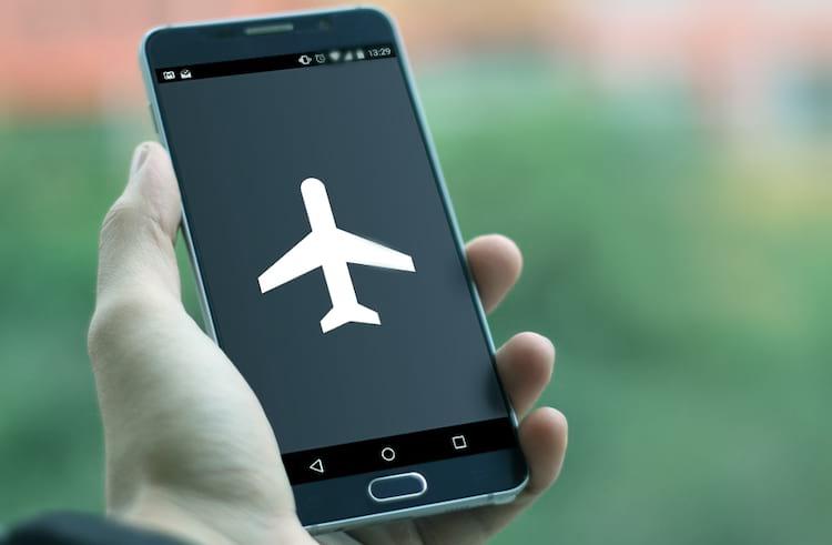 O modo avião pode resfriar seu smartphone