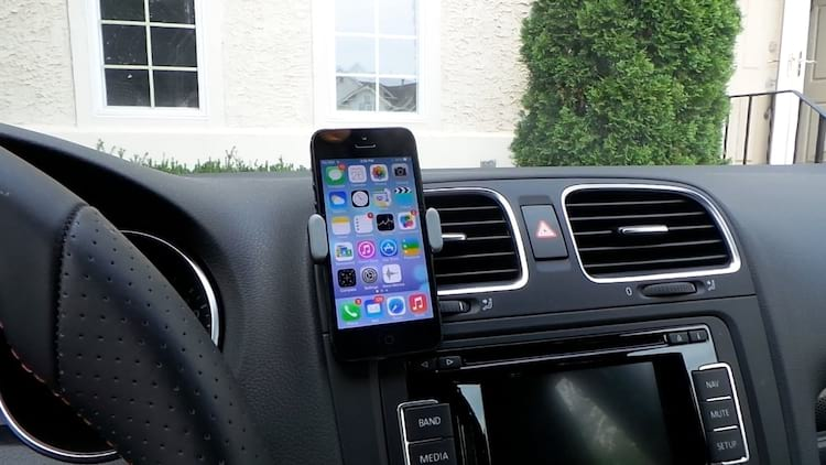Não deixe seu smartphone no carro