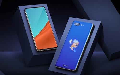 Nubia X: smartphone com tela dupla e sem câmera frontal