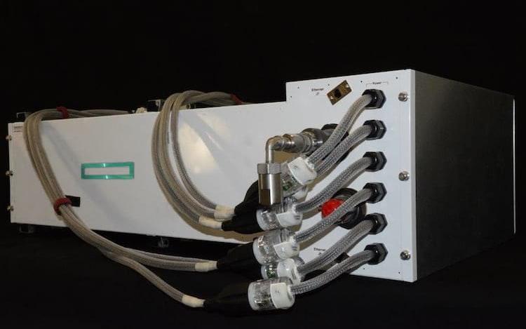 Supercomputador da ISS será usado em breve para experimentos científicos.