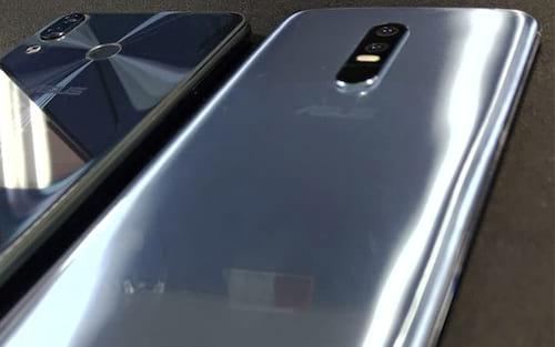 ASUS Zenfone 6 com notch lateral aparece em imagens e vídeo