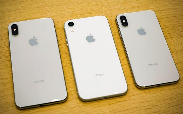 Mercado no qual a Xiaomi lidera, Apple tem declínio nas vendas de iPhones.