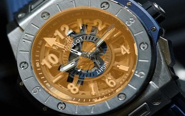 Hublot está confeccionado relógio de luxo que será vendido somente através de Bitcoin.