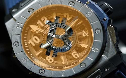 Hublot está confeccionado relógio de luxo que será vendido somente através de Bitcoin