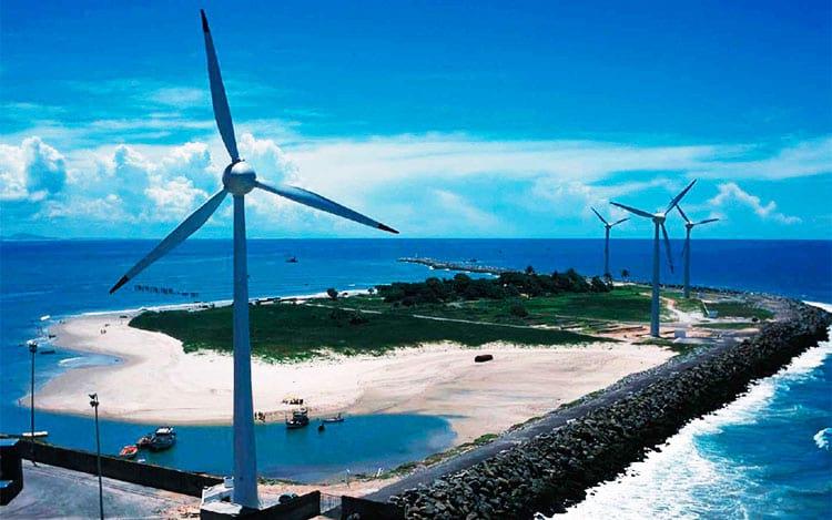 Brasil ultrapassa marca dos 14 GW de energia eólica instalada