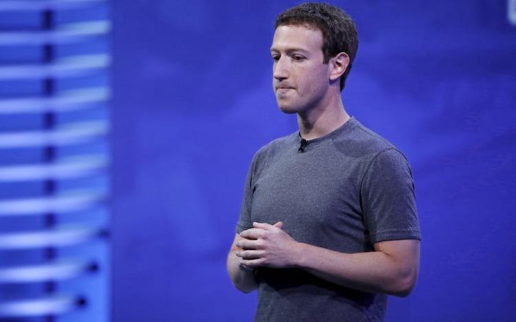 Zuckerberg não aceita convite para apresentar evidências de notícias falsas.