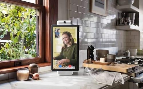 Dispositivo de conversa por vídeo Portal é lançado hoje