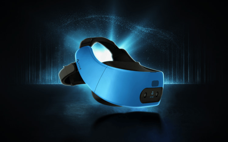 Headset Vive Focus VR, antes exclusivo na China, é lançado mundialmente.