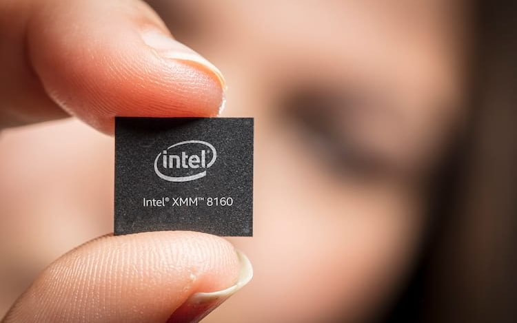 Novo modem 5G da Intel pode aparecer em iPhones 5G.