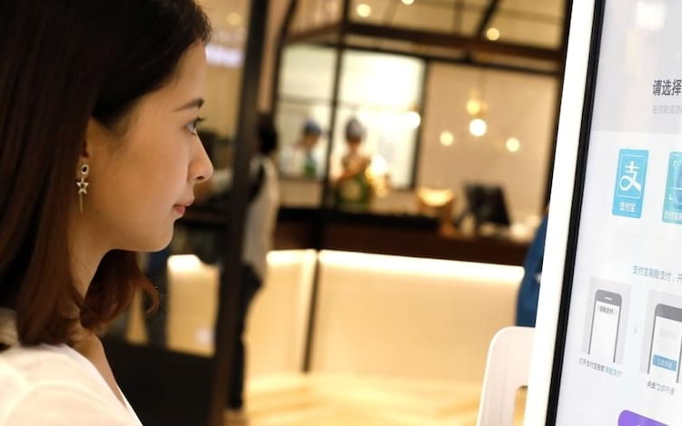 Na China, uso da biometria é quase obrigatória em pagamentos.