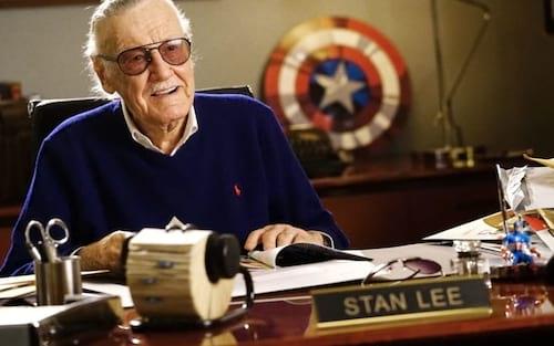 Lenda dos quadrinhos, Stan Lee, morre aos 95 anos