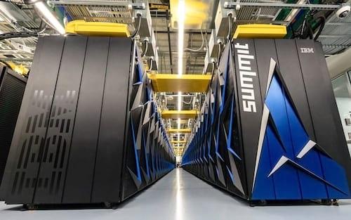 EUA possuem os dois supercomputadores mais rápidos do mundo
