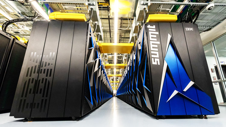 Summit é, atualmente, o mais potente supercomputador do mundo