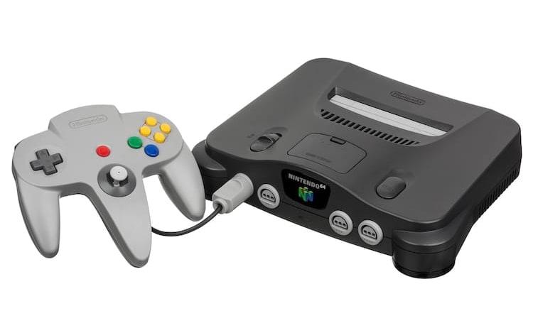 Nintendo pode lançar seu N64 Classic em breve