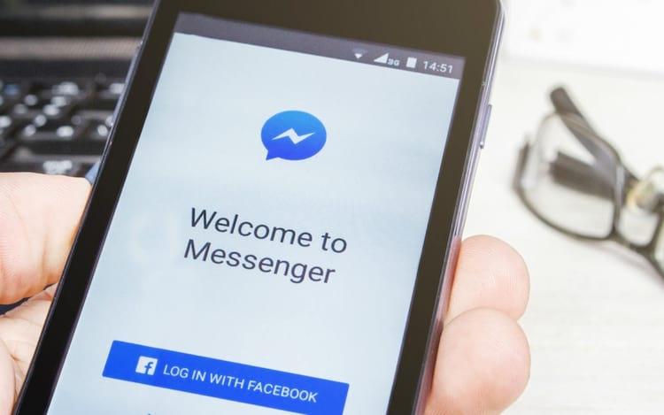 Facebook começa a liberar recurso de apagar mensagens no Messenger.