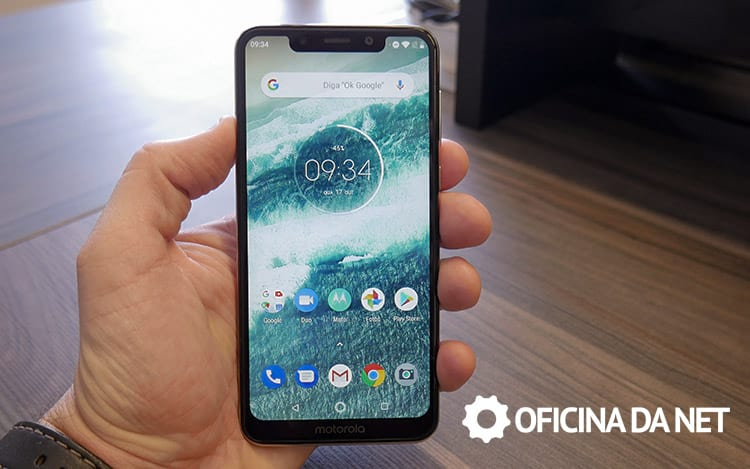 Motorola One Pegada