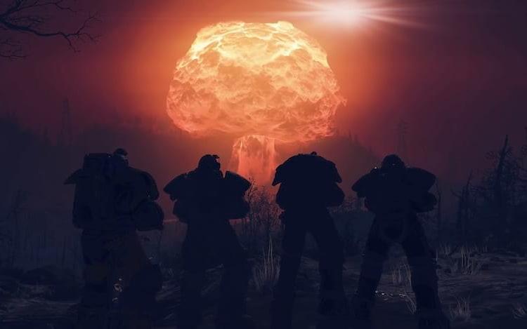 Fallout 76: Servidor cai após lançamento simultâneo de bombas nucleares