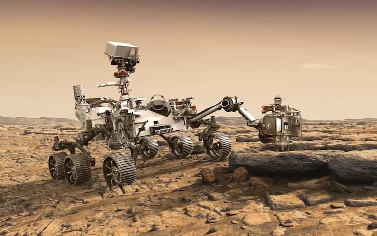 NASA irá enviar veículo a Marte para procurar sinais de vida antiga.
