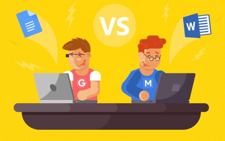 Compatarivo G-Suite ou Microsoft Office Online: Qual é o melhor?