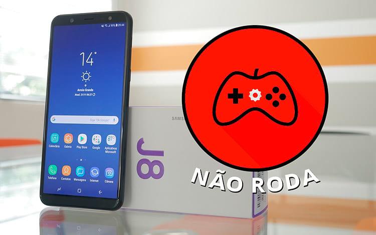 Galaxy J8 é bom para jogos? - Roda Liso