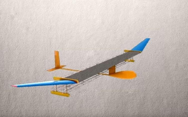 Pesquisadores do MIT desenvolvem avião que voa sem algumas partes.
