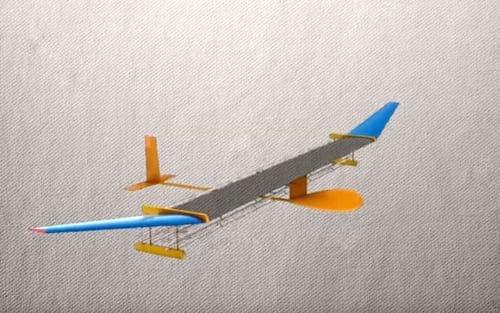 Pesquisadores do MIT desenvolvem avião que voa sem algumas partes