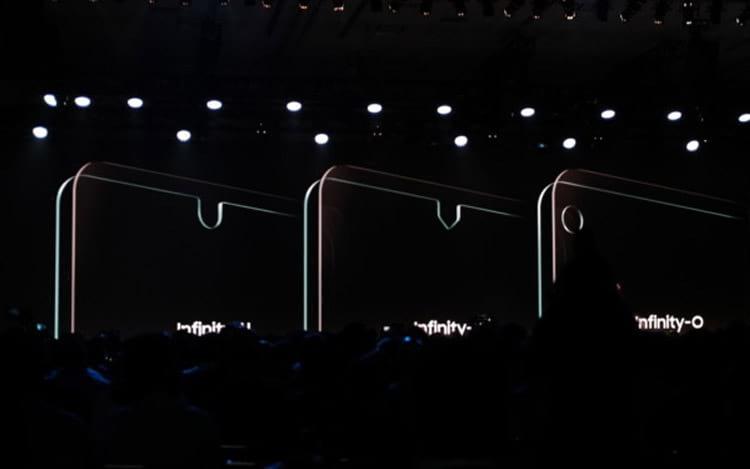 Samsung teria iniciado a fabricação de monitores Infinity-O para o Galaxy S10