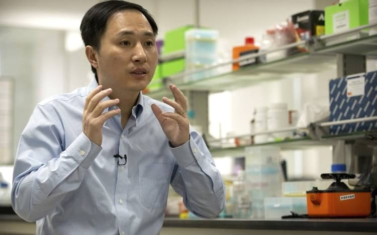 Cientista chinês diz que crianças nasceram após genes serem editados