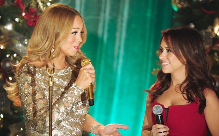 Mariah carey´s Marriest Christmas