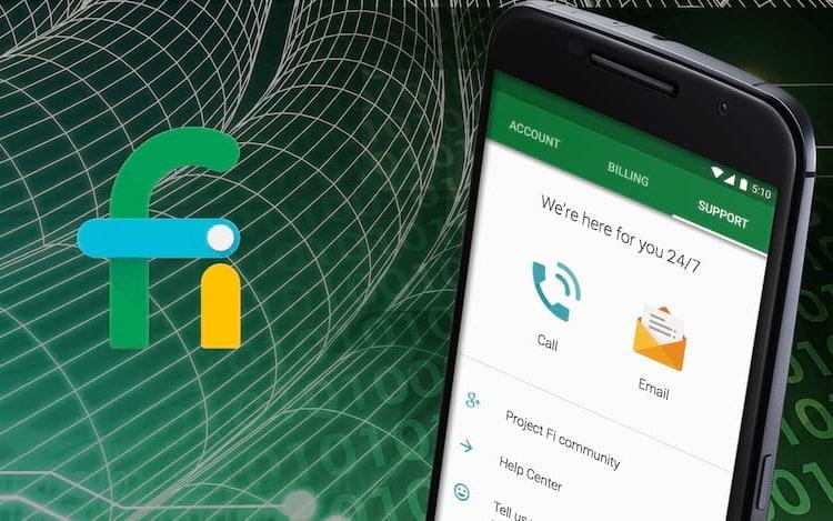 Google deve disponibilizar Project Fi para iPhone, Samsung e OnePlus nesta semana.
