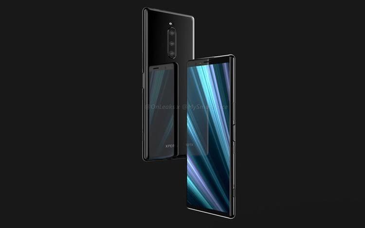 Sony Xperia XZ4 terá tela mais alta, no padrão 21:9