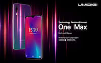 UMIDIGI One Max é lançado oficialmente