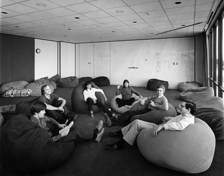 Será que a Xerox inventou também o conceito cool de startups?
