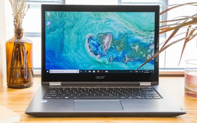 Acer revela notebook Spin 3 fabricado no Brasil.