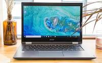 Acer revela notebook Spin 3 fabricado no Brasil